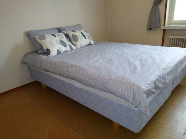 Large Double Room with Canal View