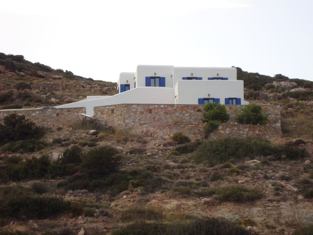 SIKINOS MY LOVE - Sikinos - House