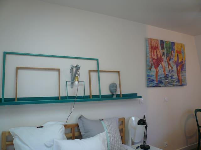 Room with private bathroom & breakfast corner 2