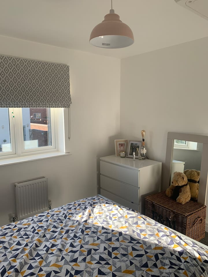 Double Room with walking distance to Exeter Chiefs