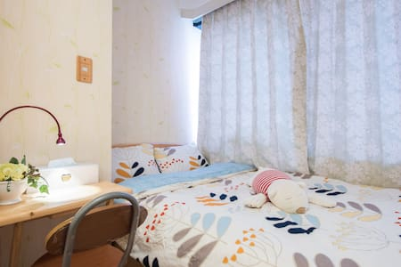 ★Otsuka Sta 2min/accessible B&B/SAKURAHOUSE#305★