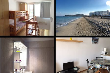 Flat beachfront in Playa den Bossa near Ushuaia2