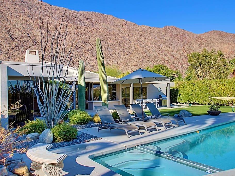 Desert Grand Villa