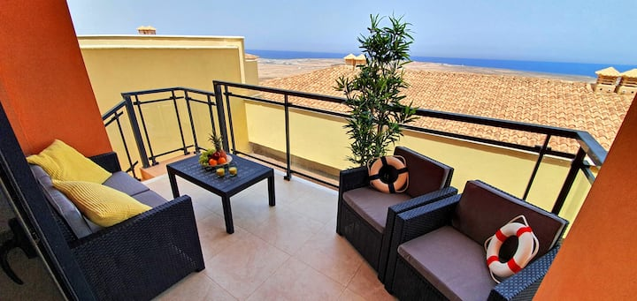 Apartment Infinity View 8 persons oceanview WiFi