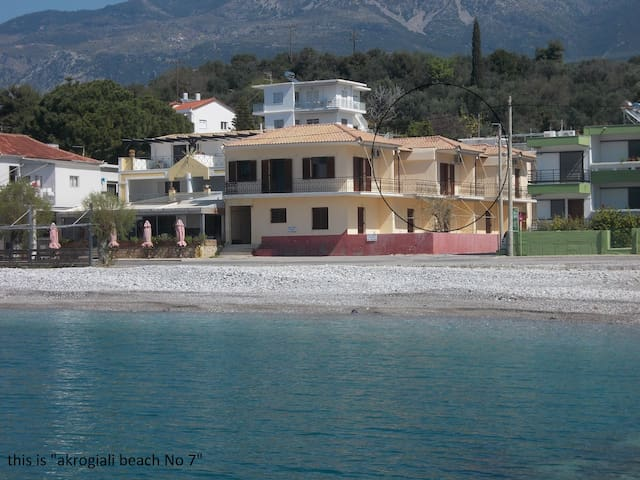 Akrogiali beach No 7 - GR - Apartment