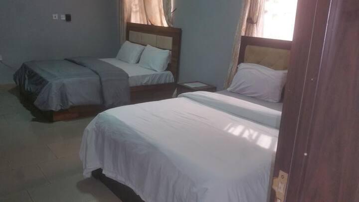 Allan Keri Hotel - Deluxe Room