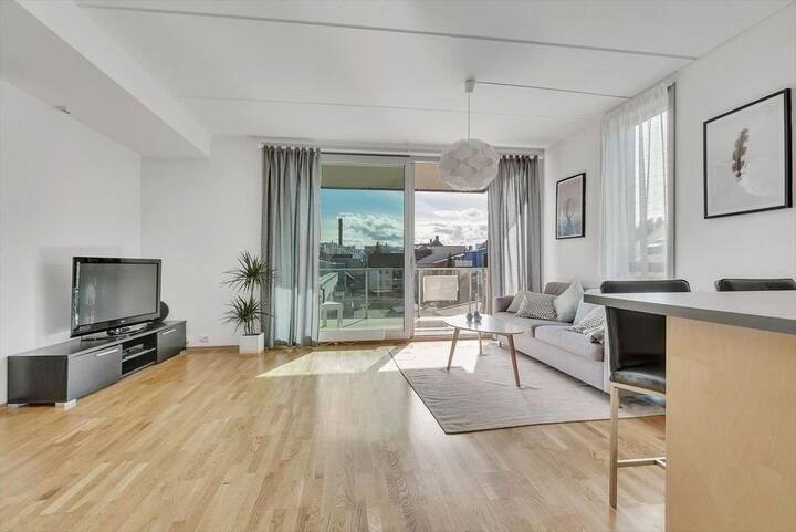 Cozy central apartment in Tromsø next to Scandic