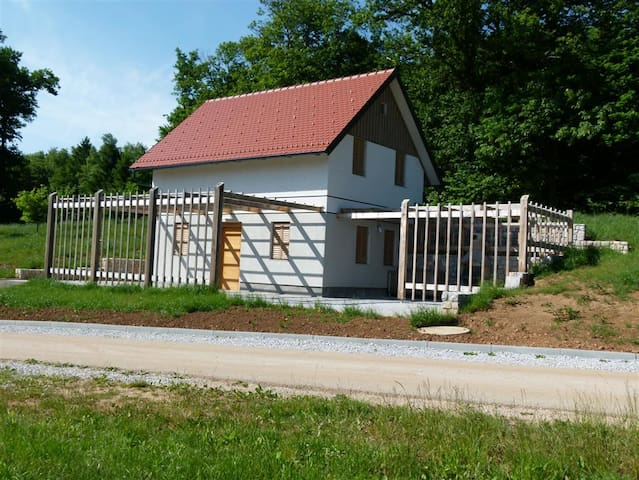 Vineyard cottage Smerke 1 - Mirna Peč - Casa