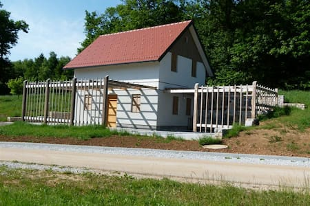 Vineyard cottage Smerke 1 - Mirna Peč - Дом