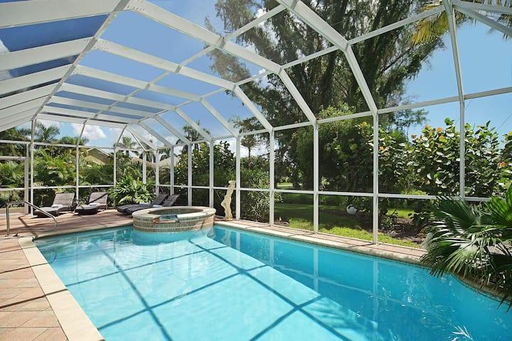 Wischis Florida Vacation Home - Rose Garden Dream