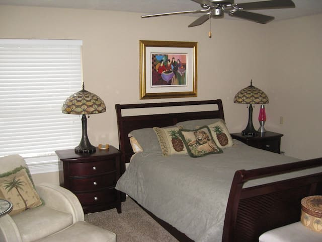 Private Bedroom and Bath in Pemberton Heights