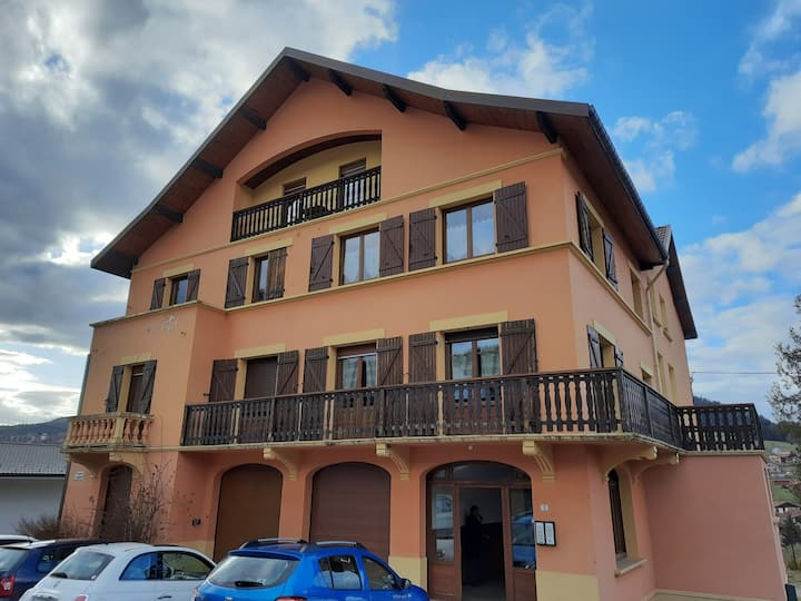 Appartement MIRABELLE - 4pers