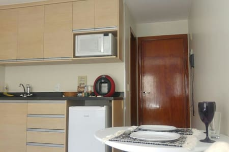 Kitnet renovada e bem localizada na Asa Norte - Brasília