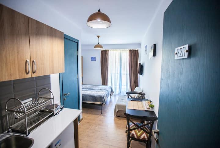 Mgzavrebi Apart Hotel Bakuriani 4*