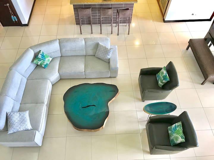 Luxury Oceanview Penthouse Condo Reserva Conchal