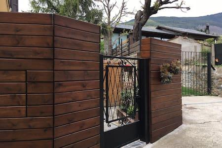 Apartamento en Planoles con jardin