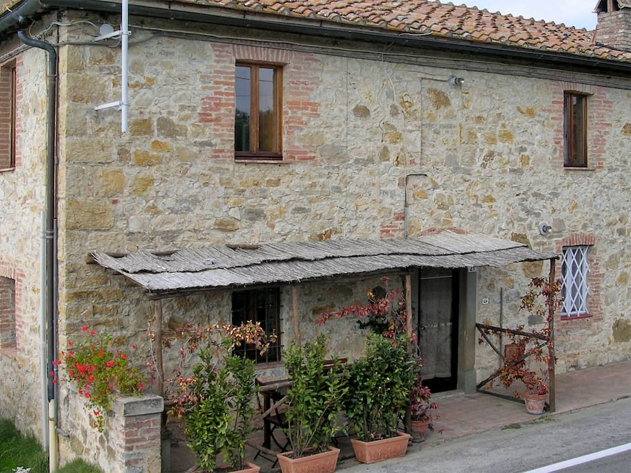 Tuscan Style House
