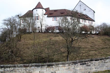 Fe-Wo sehr gut geeignet für Messegäste Nürnberg - Henfenfeld - Huoneisto