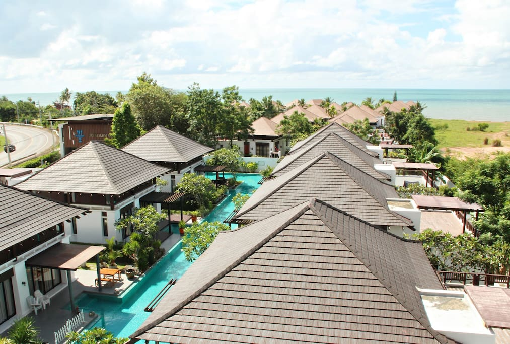 The Oriental Beach Villas