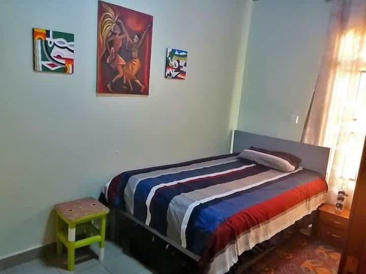 Odette's Guest Room
