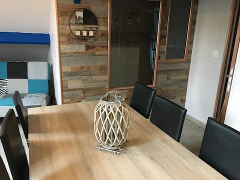 Appartement Edelweiss (4 à 6 personnes)