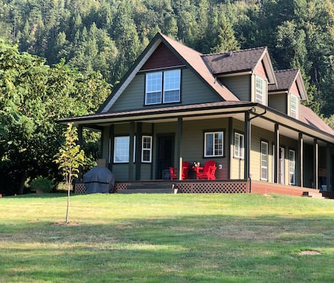 Country Escape near Chilliwack and Hope!