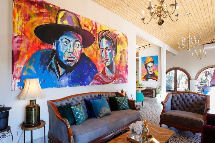 Casa Frida ENG