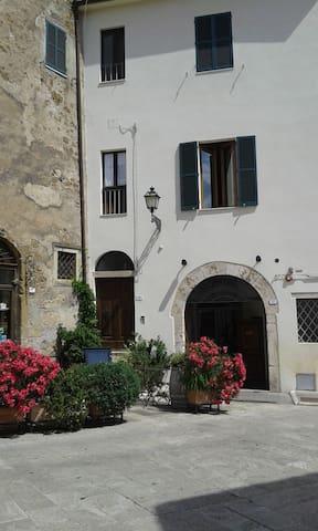 Appartamento con vista sull'(URL HIDDEN) mediceo - Pitigliano - อพาร์ทเมนท์