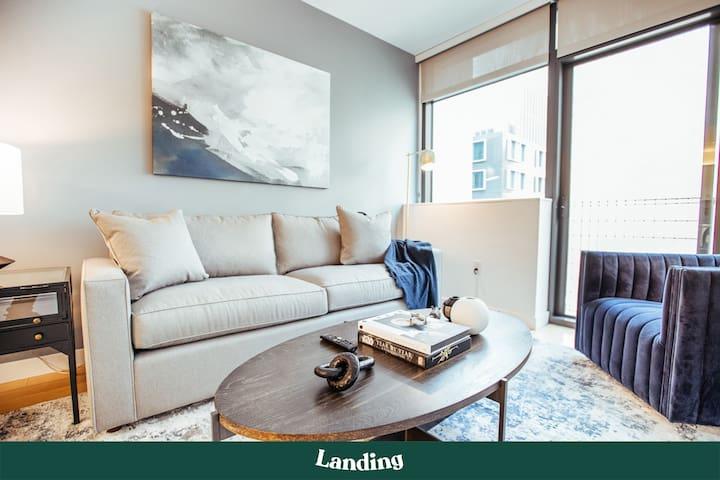 Landing   Stylish SOMA Apartment on Fremont Street