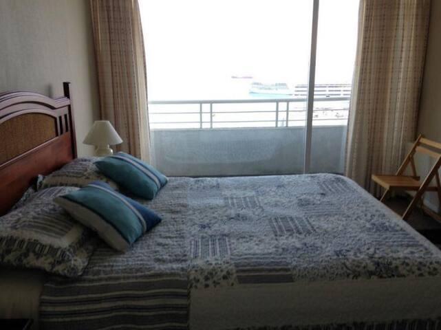 Habitación cómoda y economica para viajantes