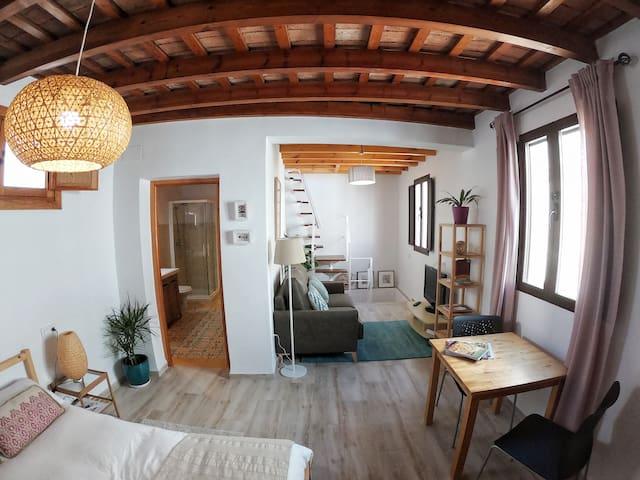 Casa Neko, un apartamento para disfrutar de Vejer