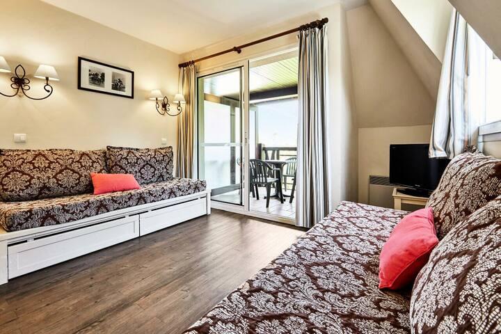 Appartement 2 pièces 7 personnes - Confort 203951