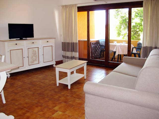 Apartment Costa Serena for 2 persons