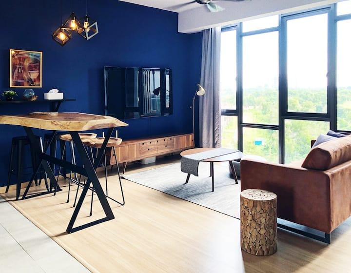 MountAustin 1R 4Guest Condo/5min Shopping/Ikea