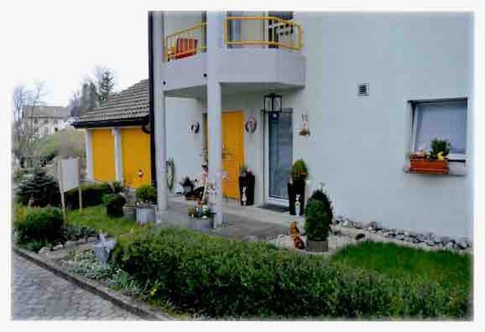 3.5 Zimmer Ferienwohnung am Bodensee