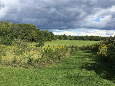 Trại Đồng quê gần Hồ Michigan và Công viên Tiểu bang