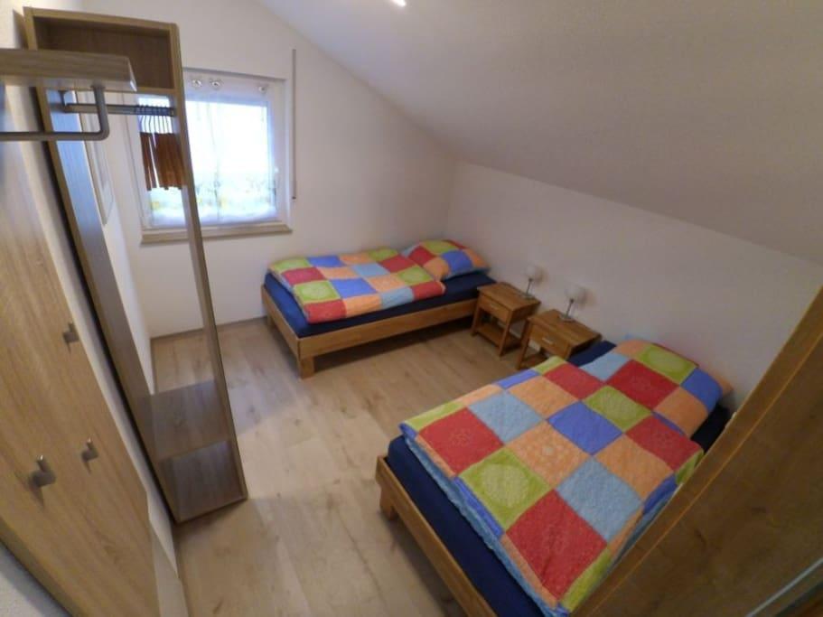 Schlafzimmer I Obergeschoss