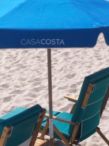CASA MAR COSTA, at LINDA bet OCEAN and INLET, S.I. - Riviera Beach - Maison de ville