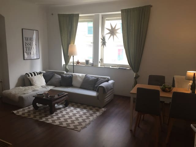 Cozy apartment with balcony in Stuttgart (South) - Stuttgart