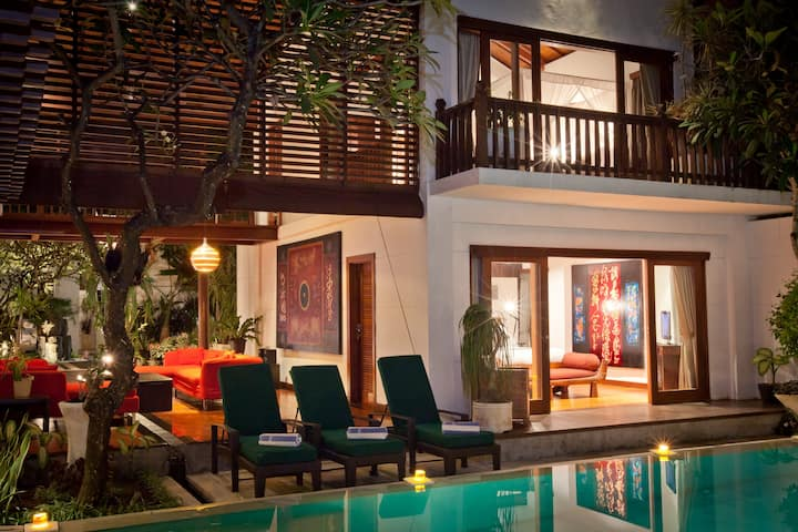 Simple yet Luxurious Private Villa in Sanur | Elevate