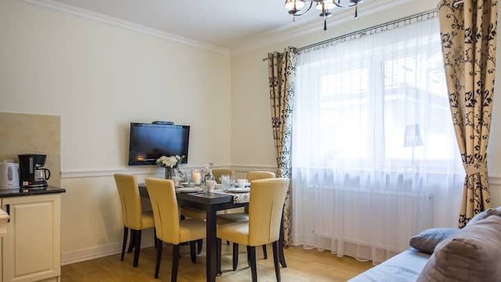 VacationClub – Kapitańska 10 Apartament 3