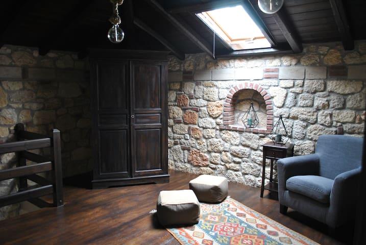 New luxurious seaside maisonette - Psakoudia - Haus