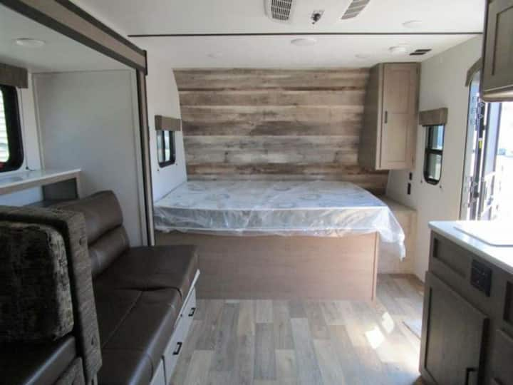 Little rv per night experience. I have a couple