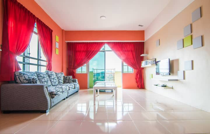 Cameron Highlands Apartment (Crown Imperial) A8-10