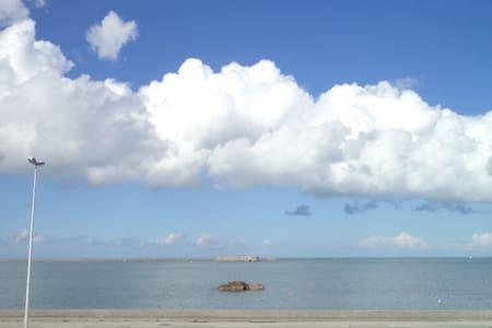 Maison vue rade de Cherbourg - Cherbourg-en-Cotentin - Reihenhaus