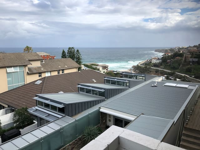 Tamarama beach apartment.