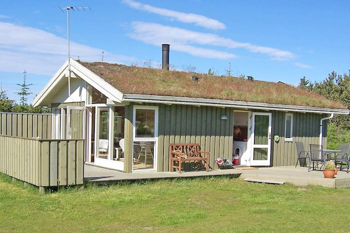 Cozy Holiday Home in Pandrup with Swing