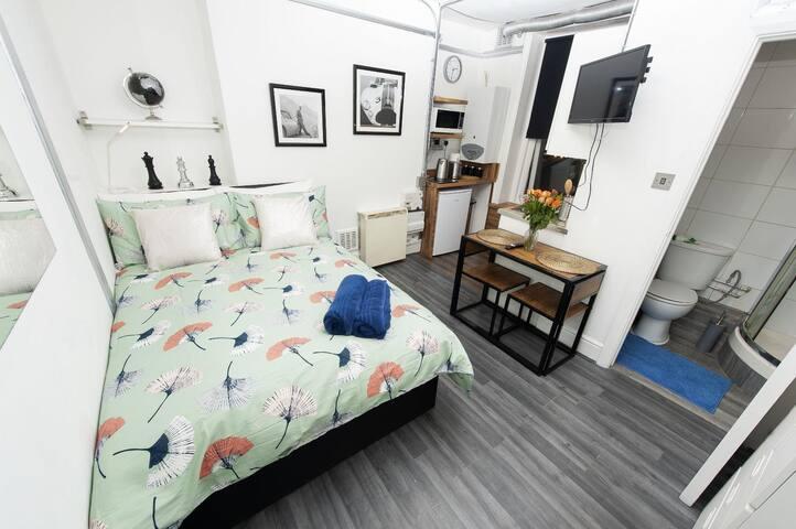 Charming and cozy Studio-flat