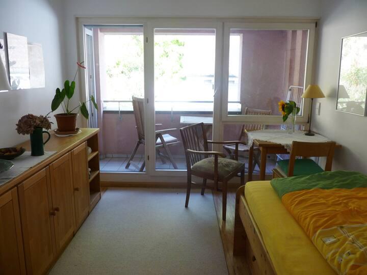 OG-Wohnung mit Kaiserstuhlblick