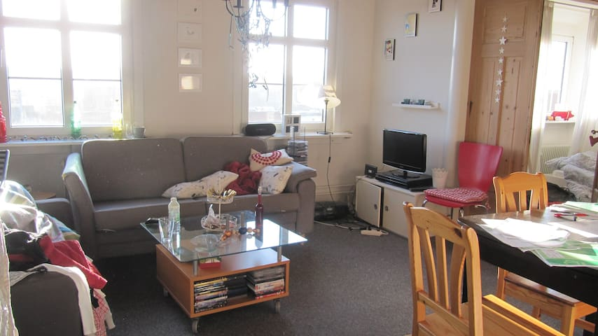 Cosy apartment - Haderslev - Pis